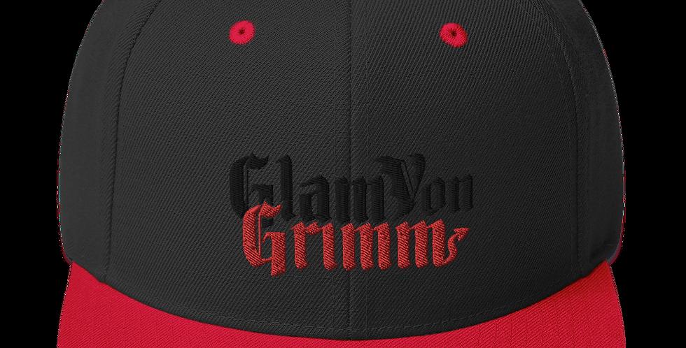 GlamVonGrimm Snapback Hat