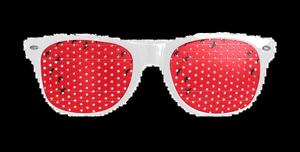 Unisex Perforated Sunglasses