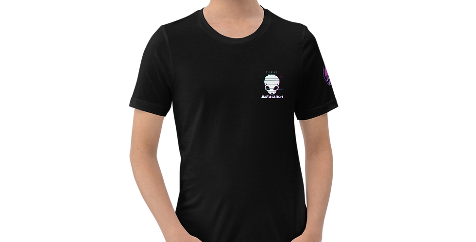 a1000years GLITCH Short-Sleeve Unisex T-Shirt