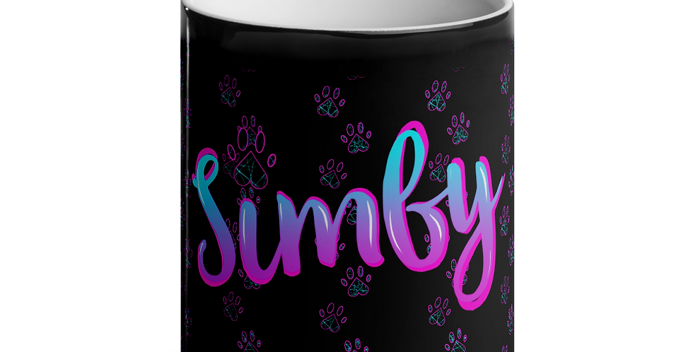 Simby Glossy Magic Color Change Mug