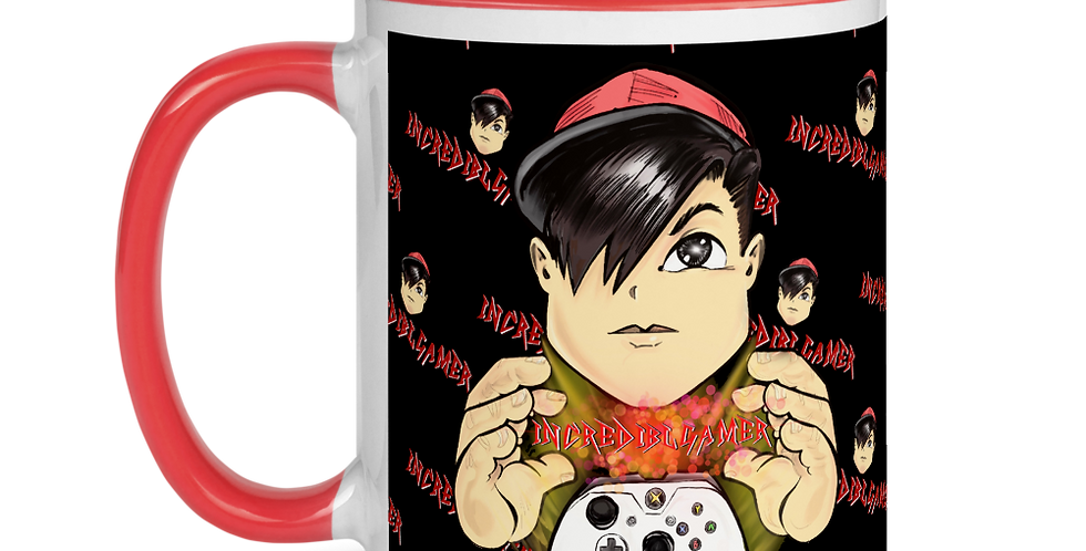 INCREDIBLGAMER Mug