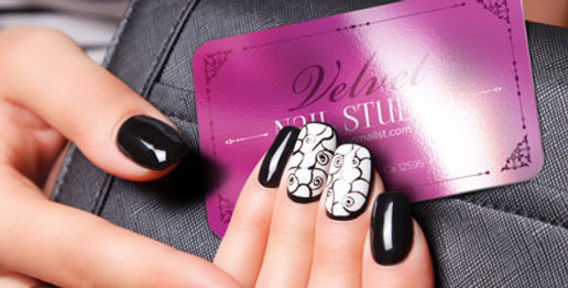 Luster Cards