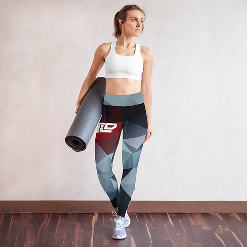 "TLD ""TheLostDrake"" StreetWear Collection Yoga Leggings"