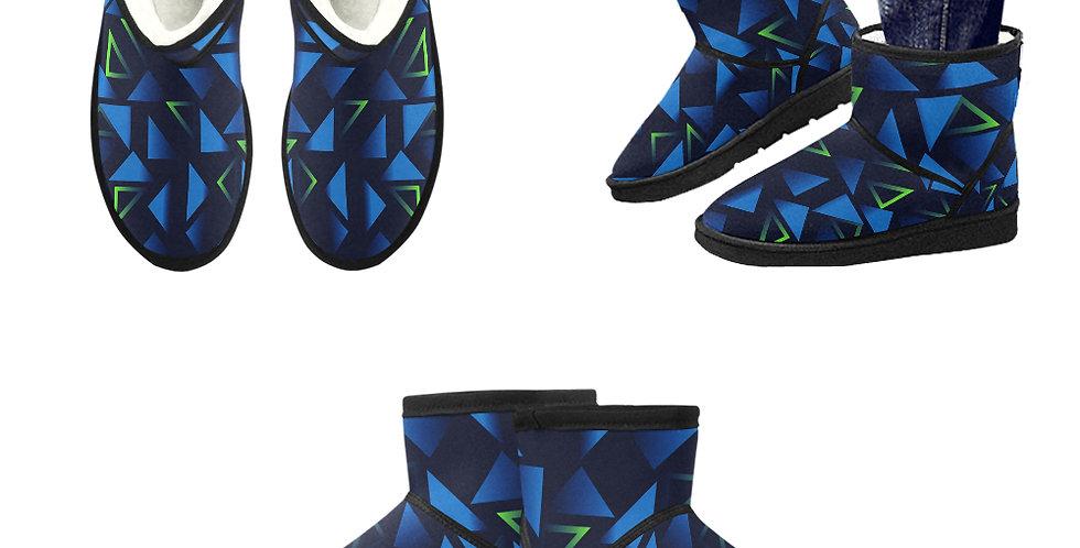 Low Top Women's Snow Boots