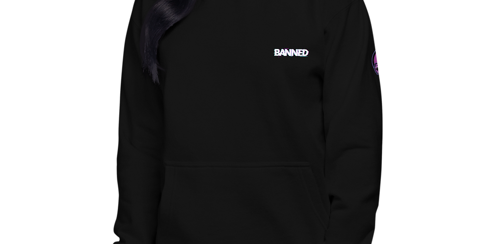 a1000years BANNED Unisex Hoodie
