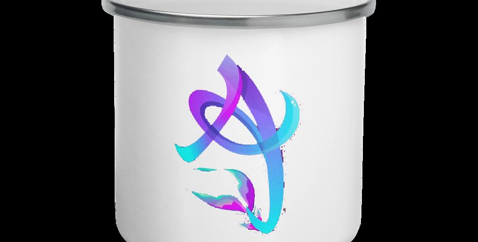 ArielJadeLive Adventure Enamel Mug