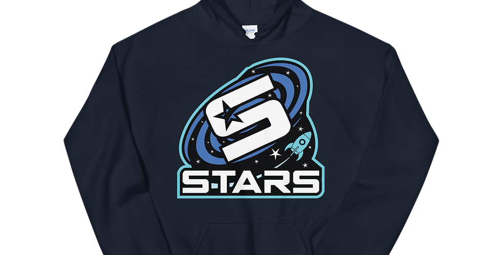 iStars Logo Unisex Hoodie
