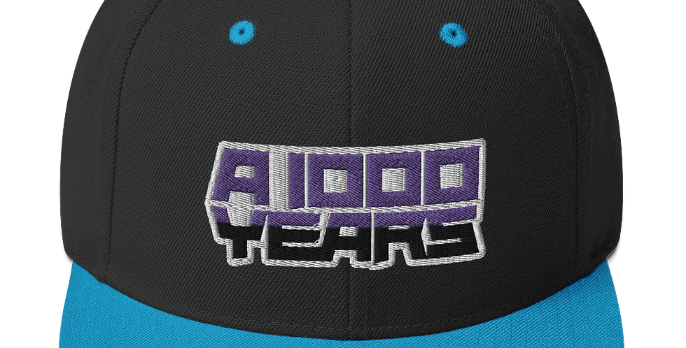 A1000 Years Snapback Hat