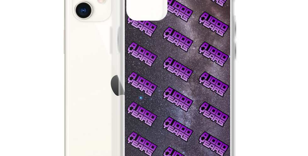 a1000Years iPhone Case