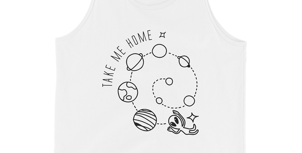A 1000 Years Take Me Home Unisex Tank Top