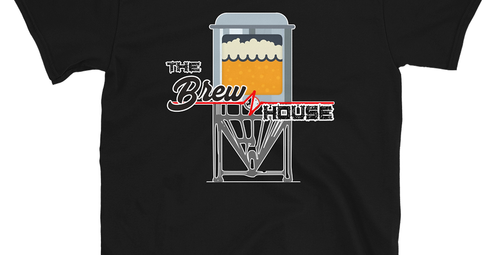 FourthRoomBrewing Brew House Short-Sleeve Unisex T-Shirt