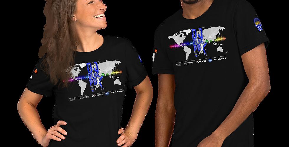 World Tour Short-Sleeve Unisex T-Shirt