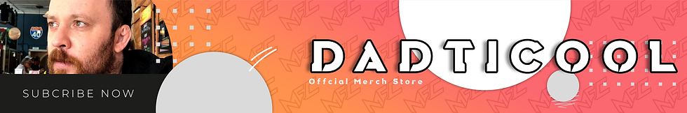 New Store Banner MF Template Design (dad