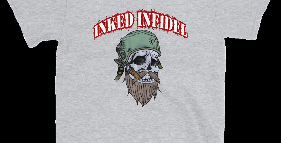 Dadticool Inked Infidel Short-Sleeve Unisex T-Shirt