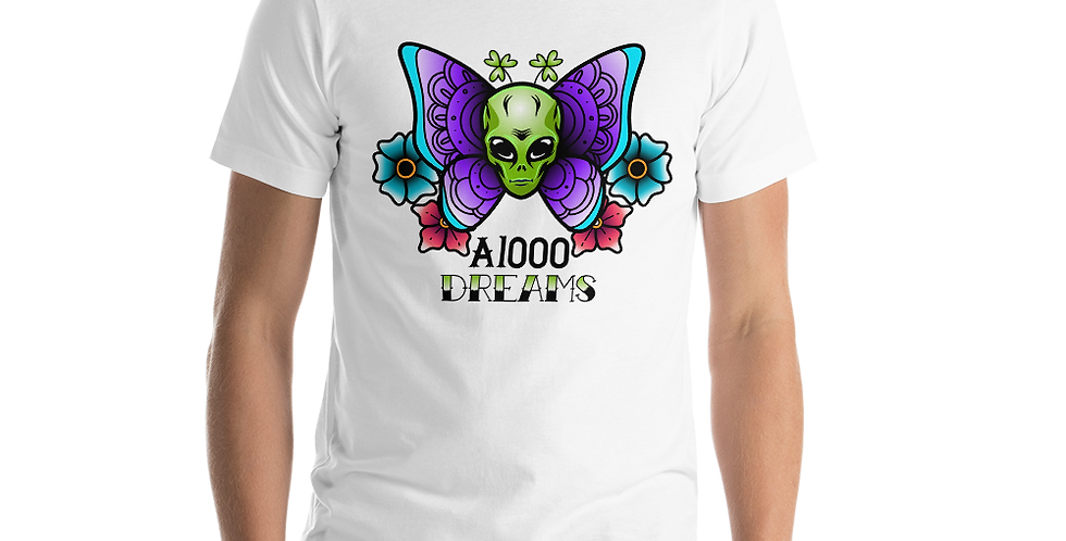 A 1000 Years Dreams Short-Sleeve Unisex T-Shirt