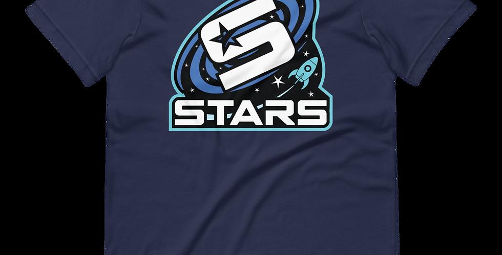 iStars Logo Short-Sleeve Unisex T-Shirt