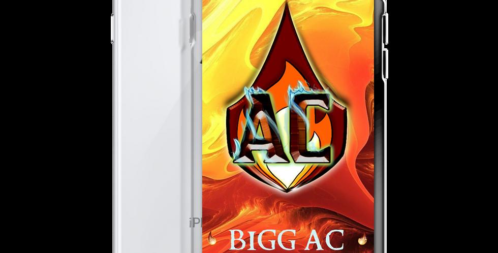 BiggAC10 iPhone Case