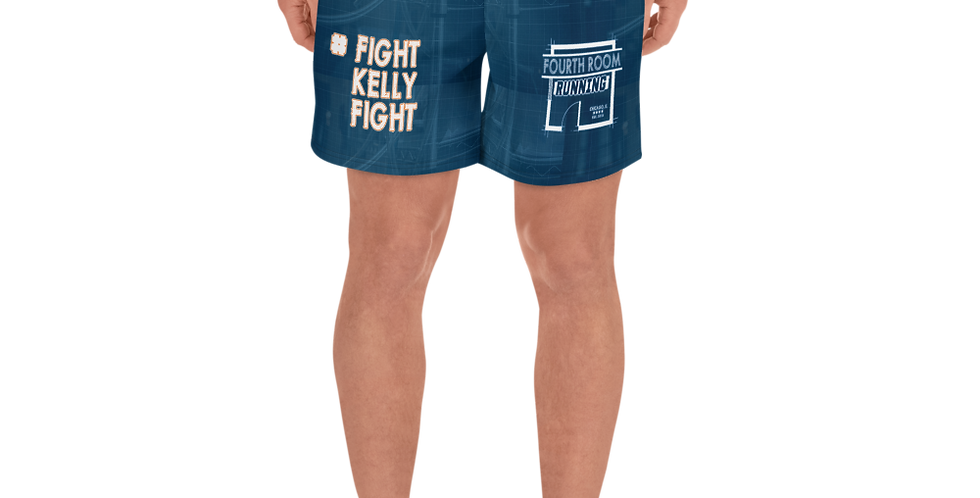 Fourth Room Brewing Fourth Room Running Men's Athletic Long Shorts