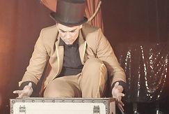 Harry le magicien
