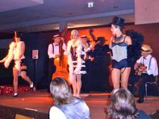 Soirée Casino dance charleston