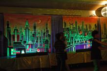 Boum disco fluo New York