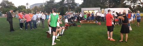 Organisation de tournois de football