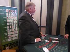 Croupier casino poker