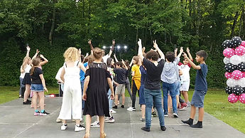 Atelier danse et chorégraphie