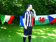 Fête thème football