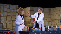 Arnika & Merkurius, les lutins magiques... un spectacle de scène pour petits et grands