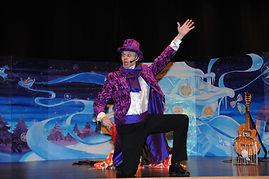Le magicien k'Oz