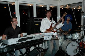 Soirée musicale sur bateau