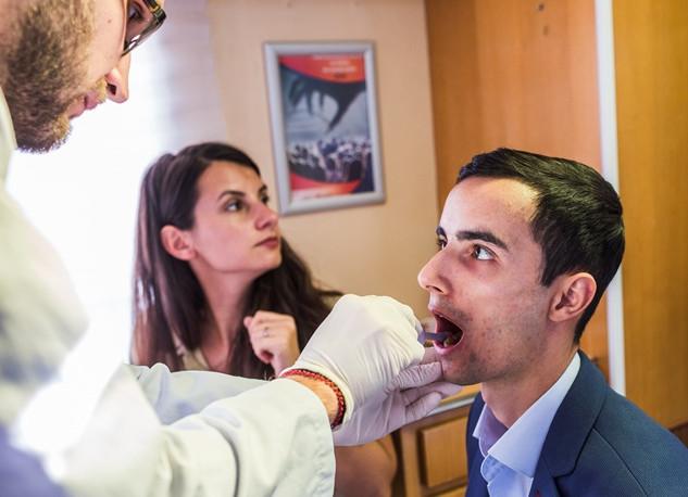STOP HEPATITA C - Campanie Screening Medical