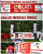 Screening Medical - Izolati in Romania/ TVR