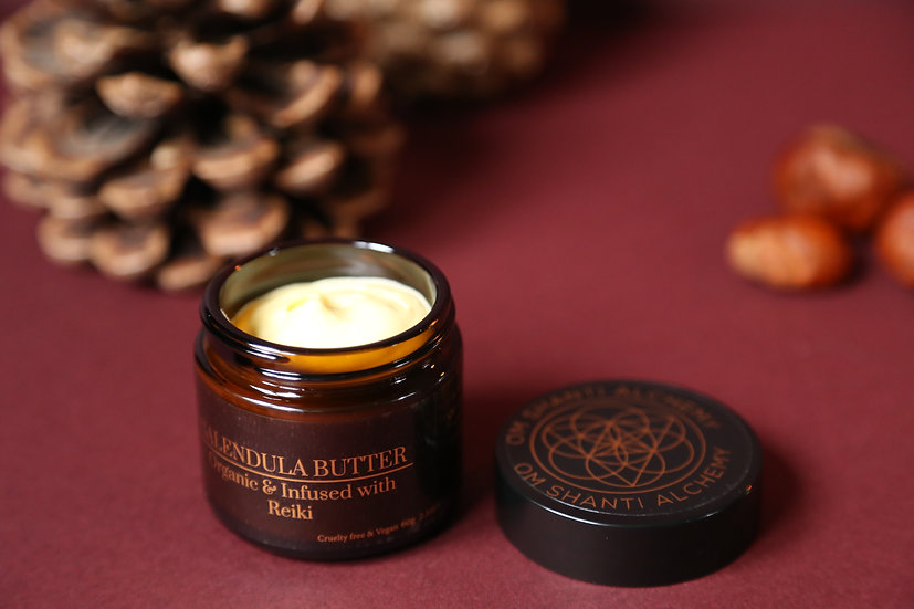 Calendula Butter