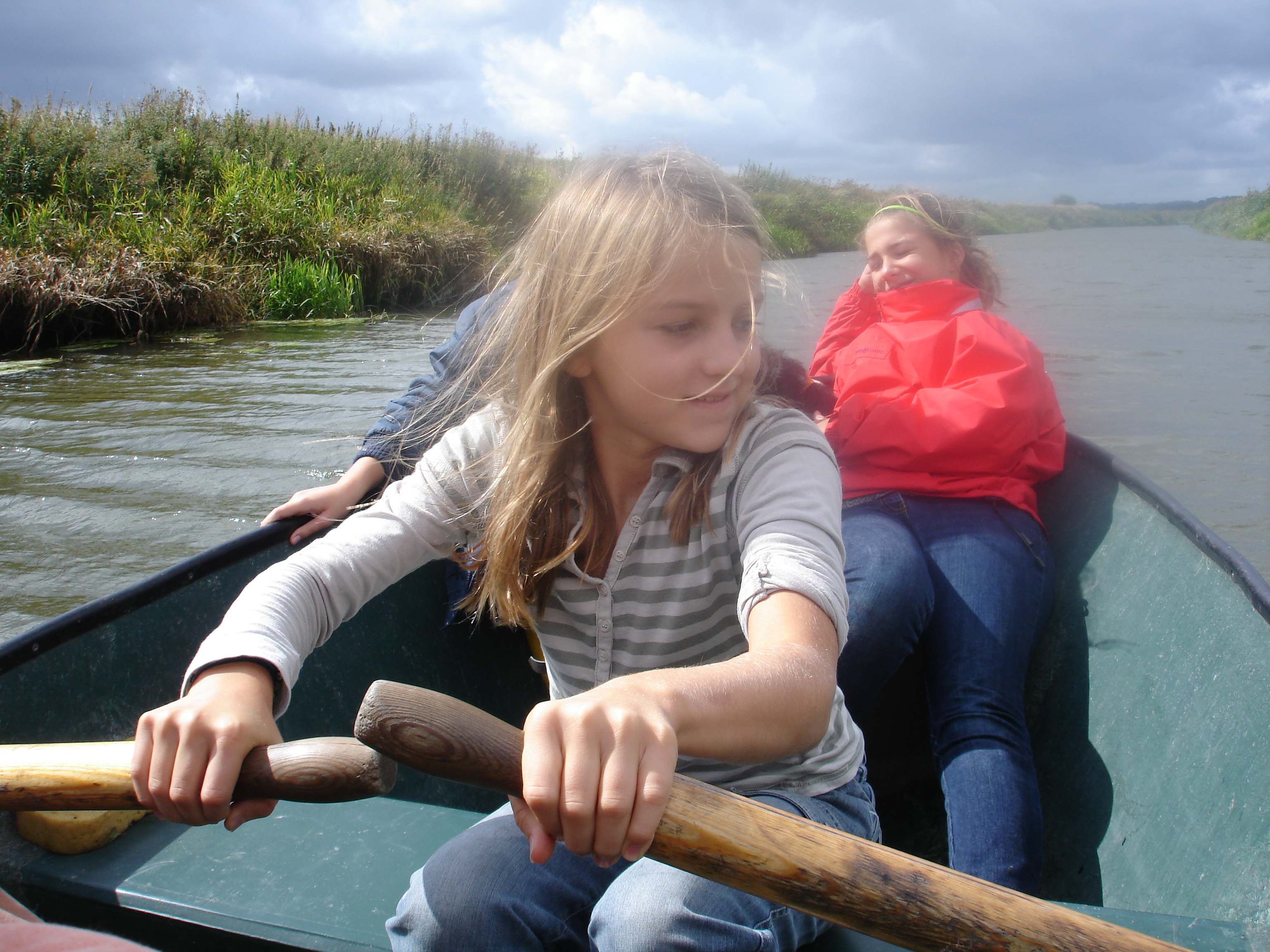 Newenden Boat Hire