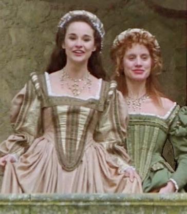 "Princesses ""Joanna"" and ""Elizabeth"""