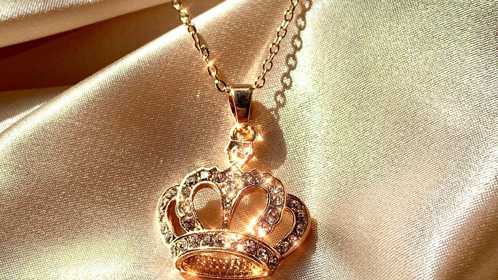 Tiny Royal Necklace
