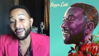 John Legend Praises Charly Palmer for 'Soulful' Album Cover Artwork