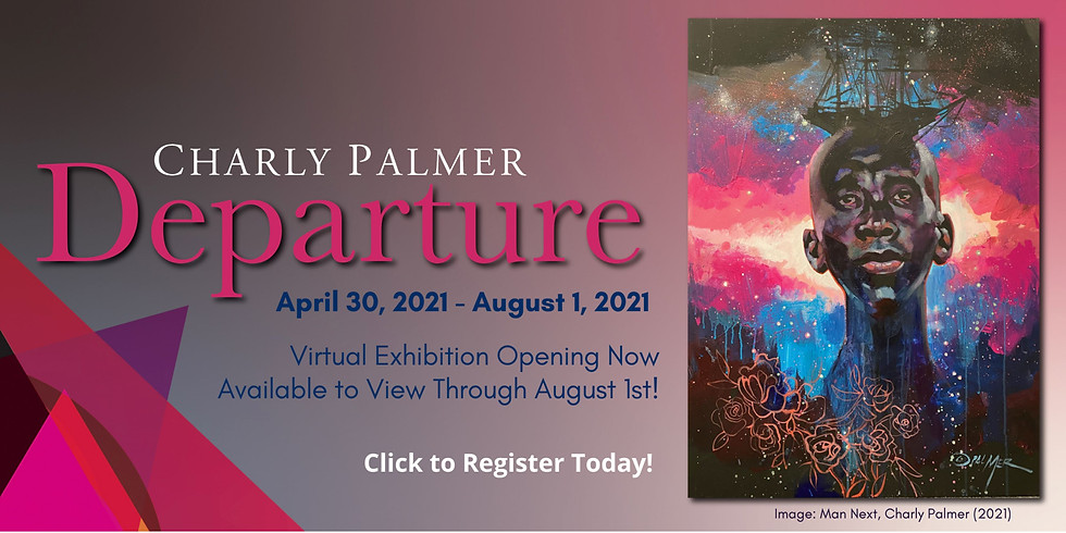 Charly Palmer: Departure