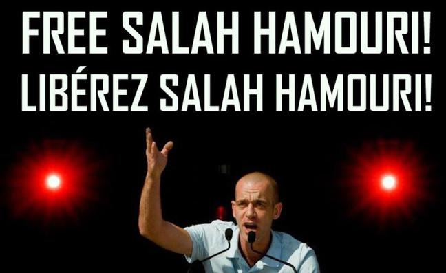 Free Salah Hamouri!