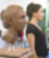 Portrait and figurative sculpture, bronze and public sculpture, bronze figurines,clay sculpture,plaster casts