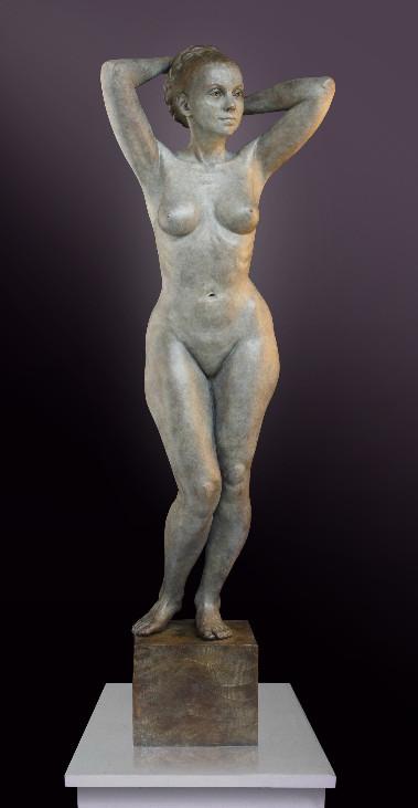 Victoria Bateman bronze