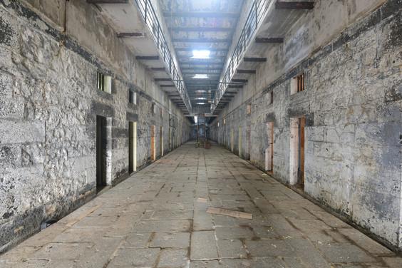 Prison des femmes Vue general