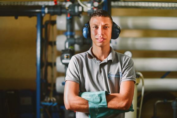 Industrial Portrait