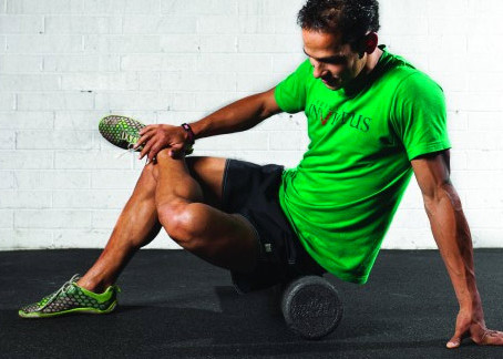 Staying Healthy with Foam Rolling