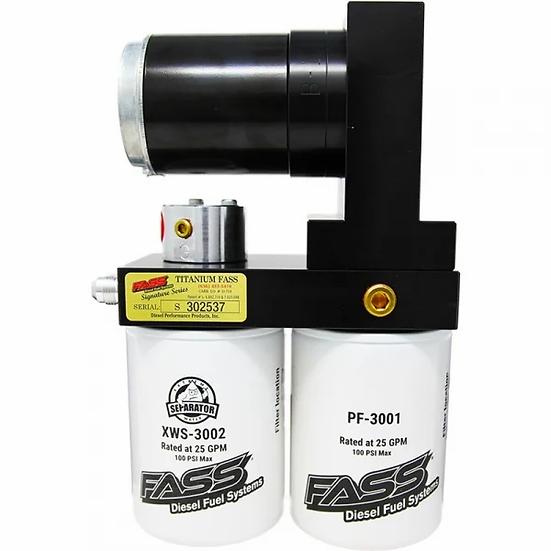 FASS Titanium SIgnature Series 250GPH Fuel System (2001-2016 GM 6.6L Duramax)
