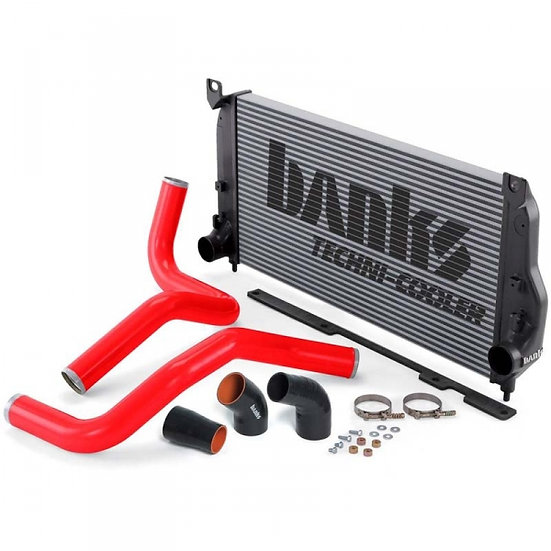 Banks Power Techni-Cooler Intercooler System (2004-2005 6.6L Duramax LLY)