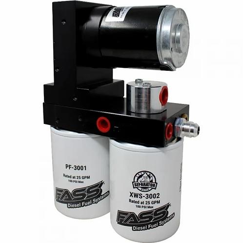 FASS Titanium Signature Series 165GPH  Fuel System (2011-2014 GM 6.6L Duramax)