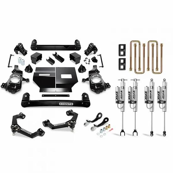 "Cognito 4"" Performance Lift Kit w/Fox Performance Series Shocks (2020 GM)"
